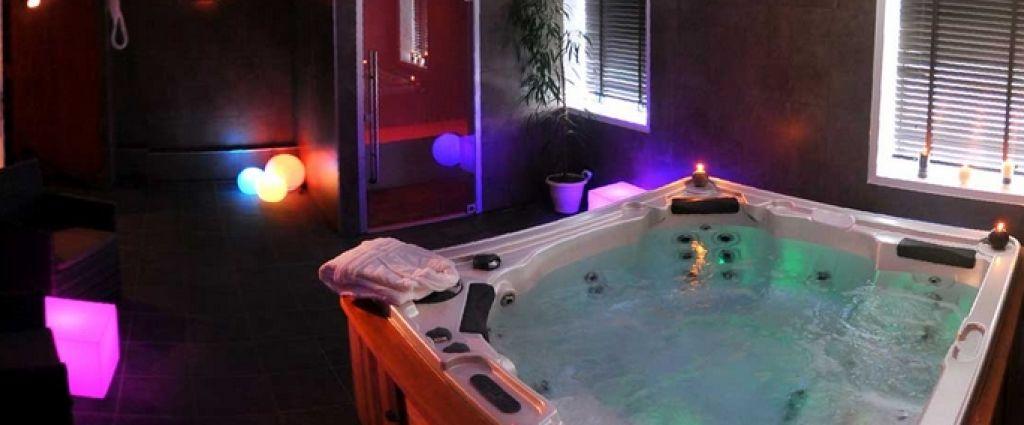 Hôtel 3 étoiles Annecy - Jacuzzi - Best Western hôtel International Annecy - Longitude Hotel