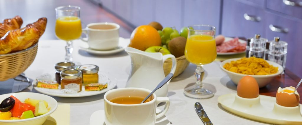 Hôtel 3 étoiles Annecy - Petit-déjeuner - Best Western hôtel International Annecy - Longitude Hotel