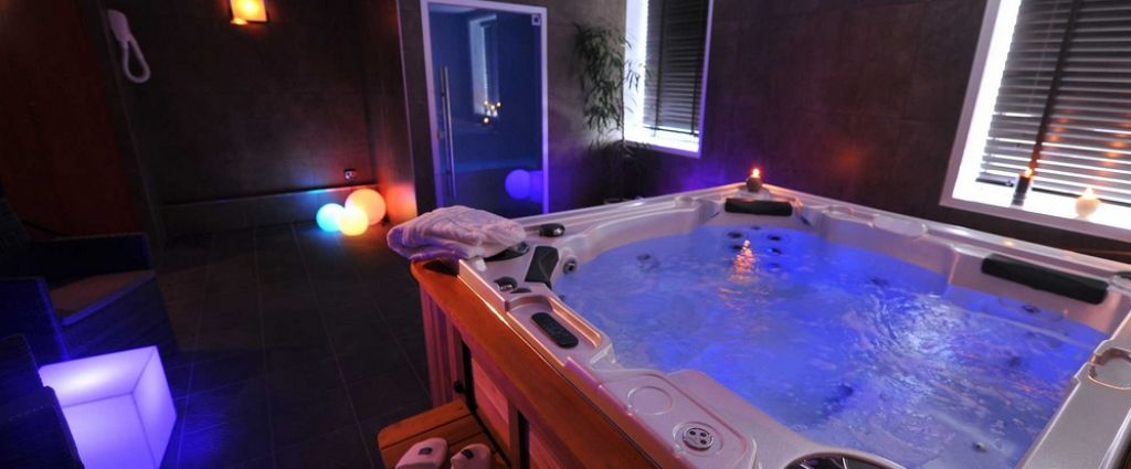 Hôtel 3 étoiles Annecy - Baignoire Jacuzzi - Best Western hôtel International Annecy - Longitude Hotel