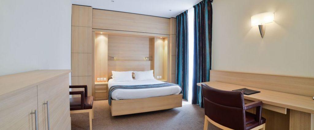 Hôtel 4 étoiles Bayonne - Salle de bain - Best Western Le Grand Hôtel Bayonne - Longitude Hotel