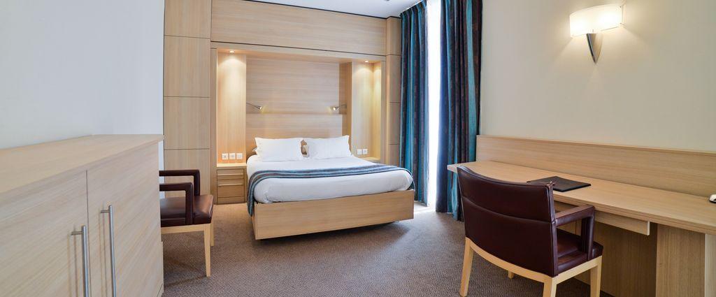 Hôtel 4 étoiles Bayonne - Chambre - Best Western Le Grand Hôtel Bayonne - Longitude Hotel