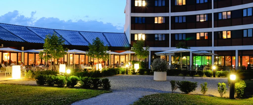 Hôtel 4 étoiles Genève - Extérieur Hôtel- Best Western porte Sud Genève - Longitude Hotel