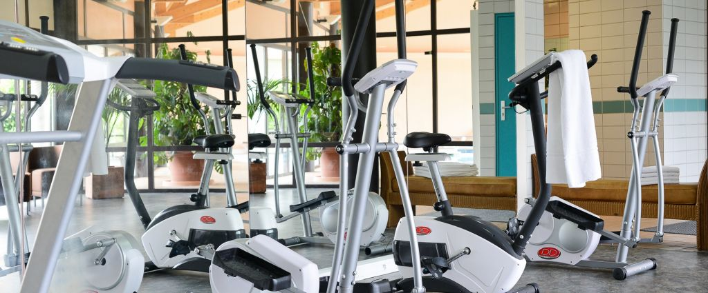 Hôtel 4 étoiles Genève - Salle de fitness - Best Western porte Sud Genève - Longitude Hotel
