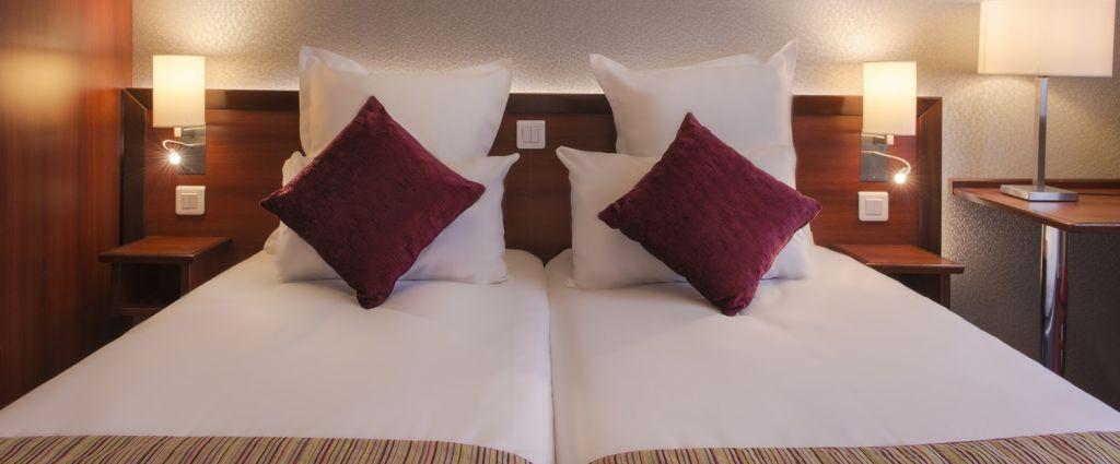Hôtel 3 étoiles Issy Les Moulineaux - Chambre - Classics Hotel Porte de Versailles - Longitude Hotel