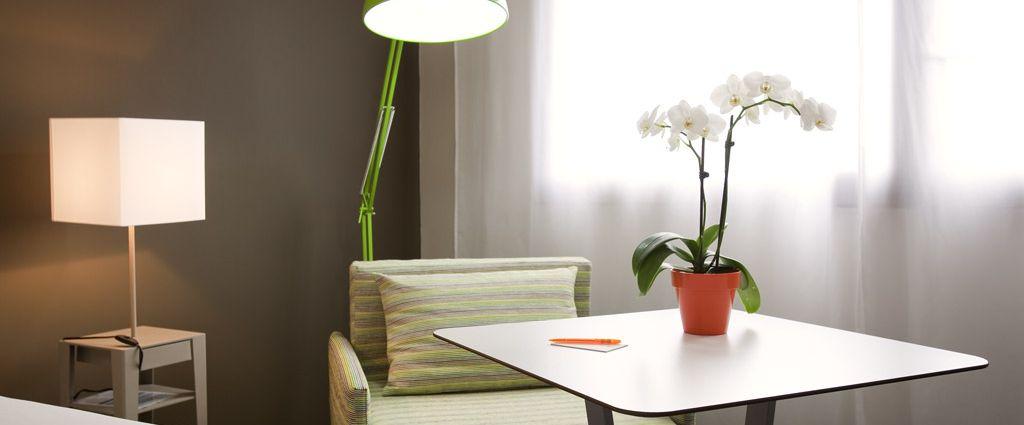 Hôtel 3 étoiles Ambilly - Chambre simple - Ibis Style Annemasse Genève - Longitude Hotel