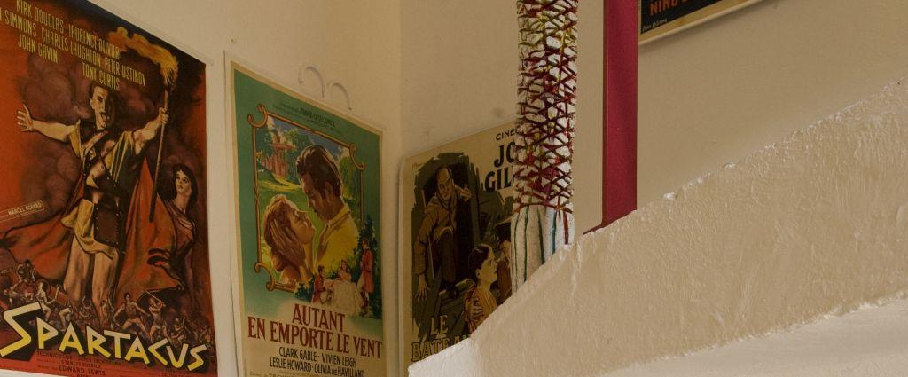 Hôtel 3 étoiles Quercy - Détail décoration - Château de Saint-Cirq Lapopie - Longitude Hotel