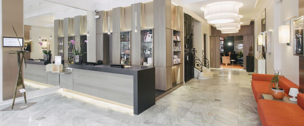 Hôtel 4 étoiles Bayonne - Chambre Supérieure - Best Western Le Grand Hôtel Bayonne - Longitude Hotel