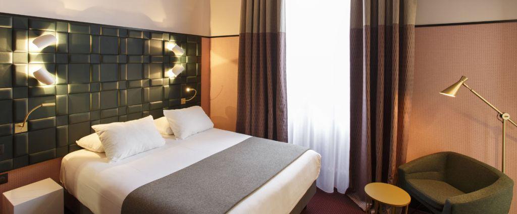 Chambre au Mercure Bayonne centre - Longitude Hôtels