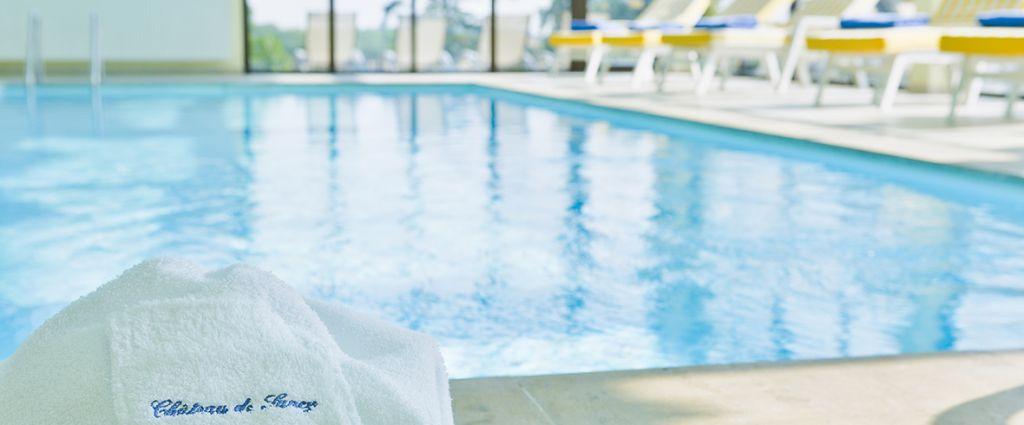 Ch teau de sancy h tel proche disneyland longitude hotels - Hotel avec piscine seine et marne ...