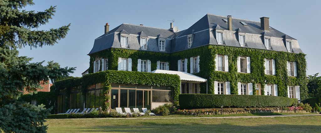 Hôtel 4 étoiles Seine-et-Marne - Le Château - Château de Sancy - Longitude Hotel