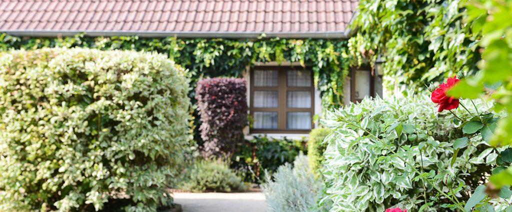 Hôtel 4 étoiles Seine-et-Marne - Parc - Château de Sancy - Longitude Hotel